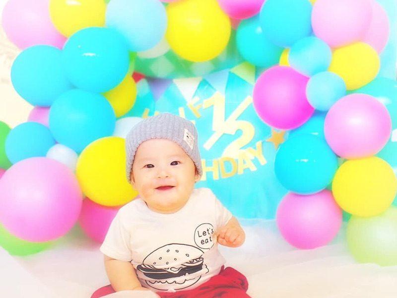 【残2組】6/27 1歳〜3歳のお誕生日をお祝い 「バースデーParty」
